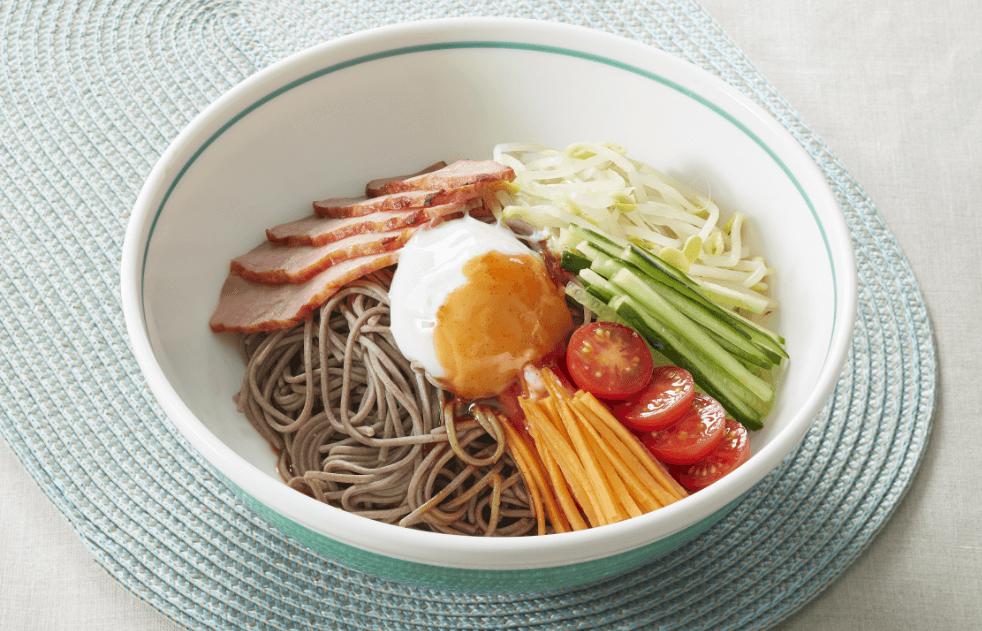 そばビビン麺